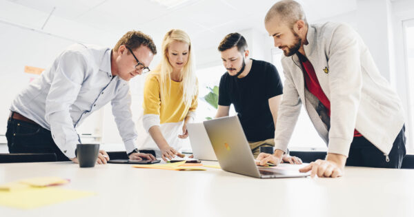 Softhouse working agile
