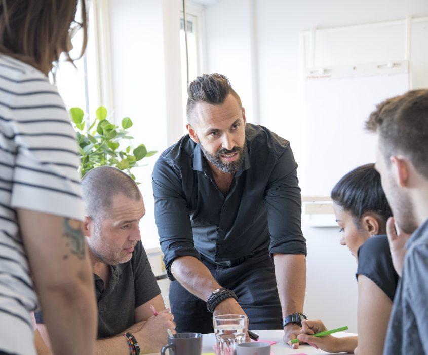coaching, utveckling agilt ledarskap