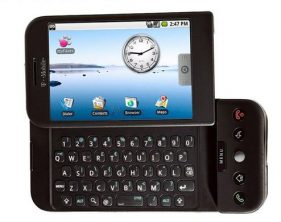 Android HTC Dream