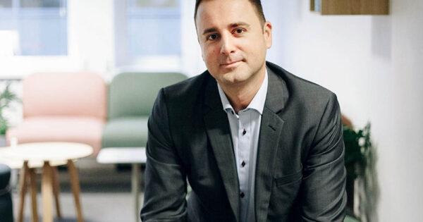 Kemal Basic, VD för Softhouse Småland