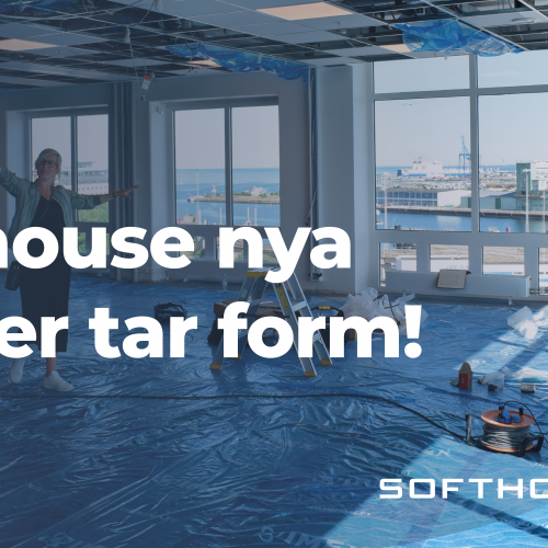Softhouse nya lokaler i Malmö, Öresund