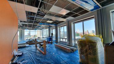 Softhouse nya lokaler i Malmö som renoveras