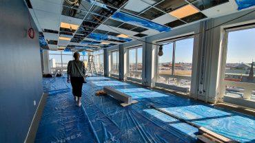 Just nu pågår omfattande renoveringar av Softhouse nya lokaler i Slagthuset